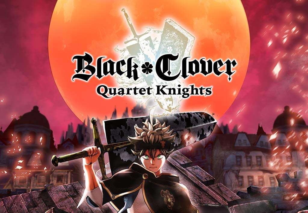 Black Clover Quartet Knights Free Download