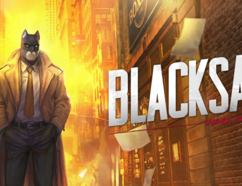 Blacksad: Under the Skin Free Download