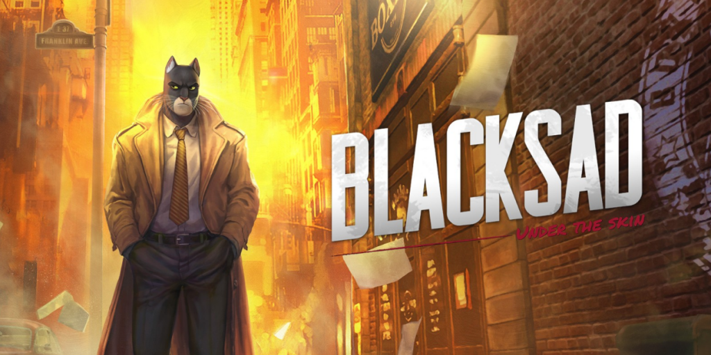 Blacksad Under the Skin Free Download