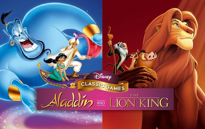 Disney Classic Games Aladdin and The Lion King Free Download