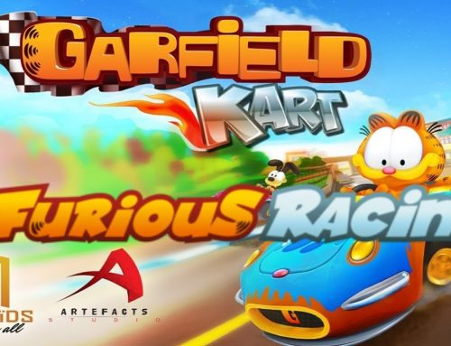 Garfield Kart – Furious Racing Free Download