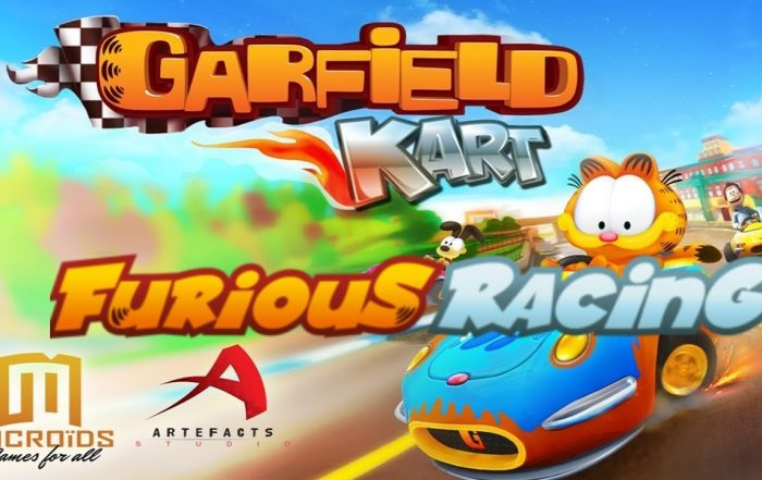 Garfield Kart - Furious Racing Free Download