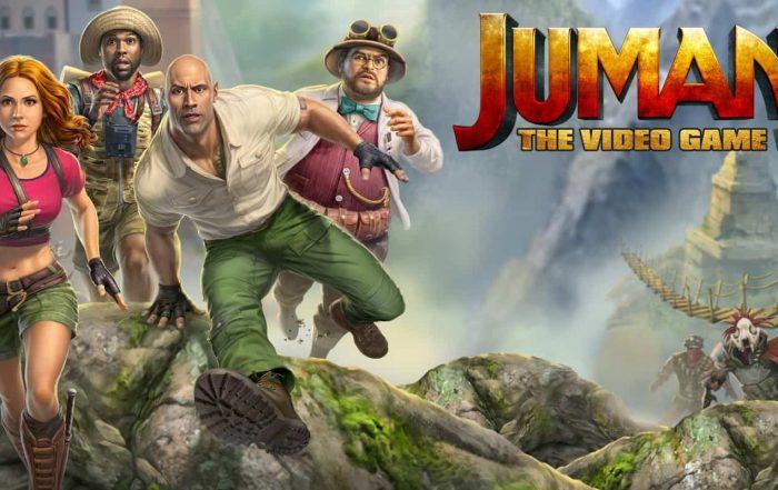 Jumanji The Video Game Free Download