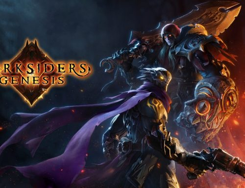 Darksiders Genesis Free Download