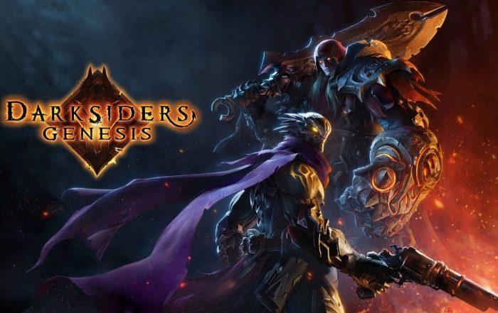 Darksiders Genesis Free Download