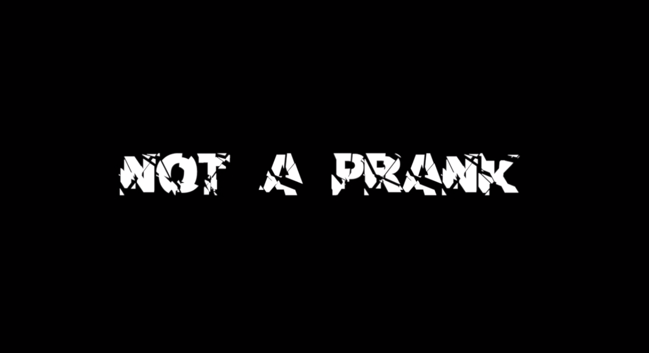 Not a Prank Free Download