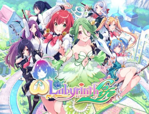 Omega Labyrinth Life Free Download