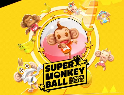 Super Monkey Ball: Banana Blitz HD Free Download