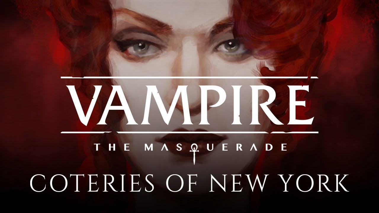 Vampire The Masquerade – Coteries of New York Free Download