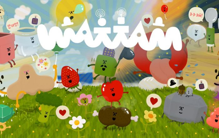Wattam Free Download