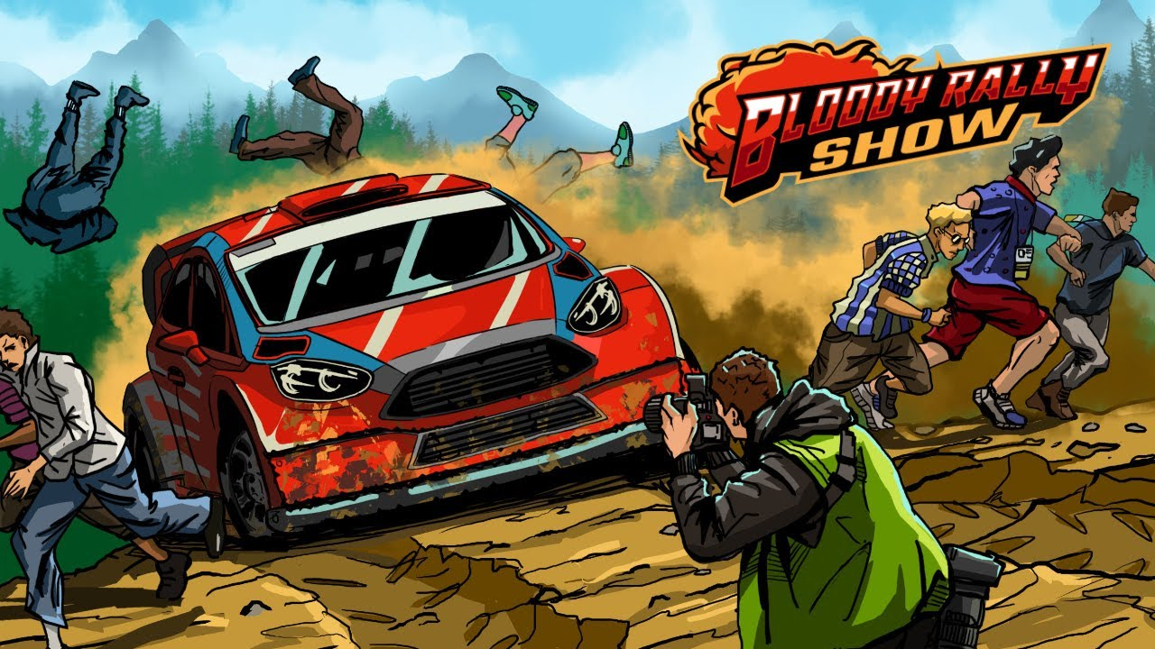 Bloody Rally Show Free Download