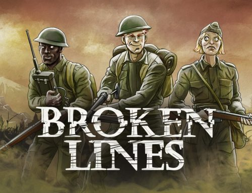 Broken Lines Free Download