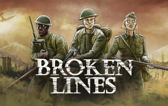 Broken Lines Free Download