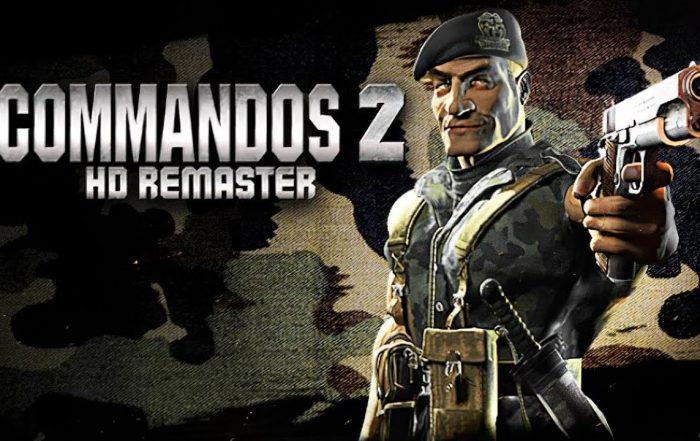 Commandos 2 - HD Remaster Free Download