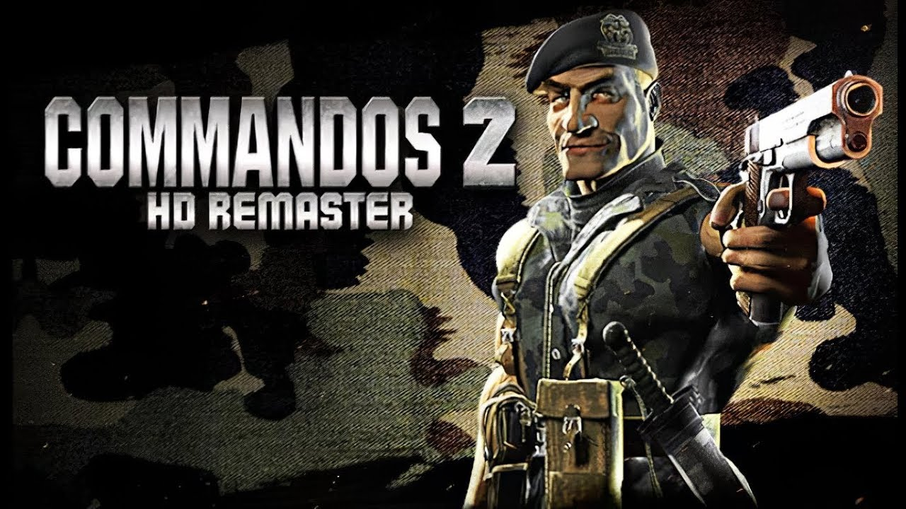 Commandos 2 - HD Remaster Free Download