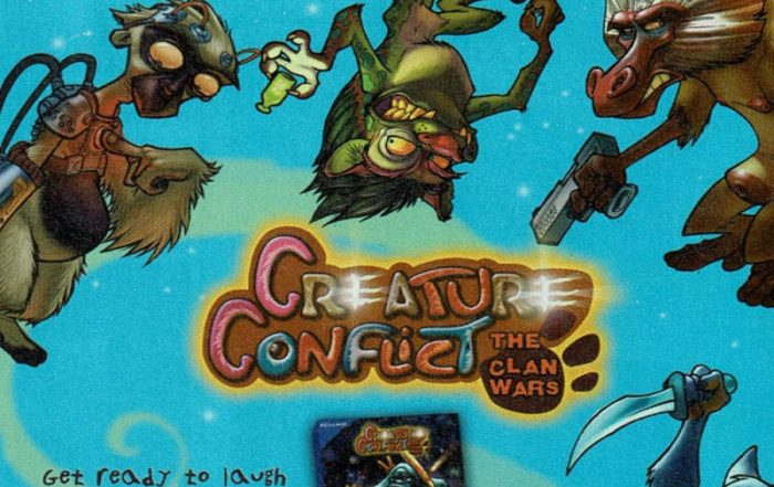 Creature Conflict The Clan Wars Free Download