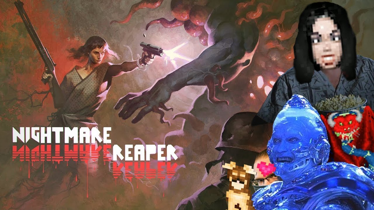 Nightmare Reaper Free Download
