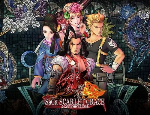 SaGa SCARLET GRACE: AMBITIONS Free Download