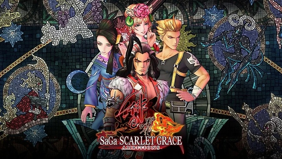 SaGa SCARLET GRACE AMBITIONS Free Download