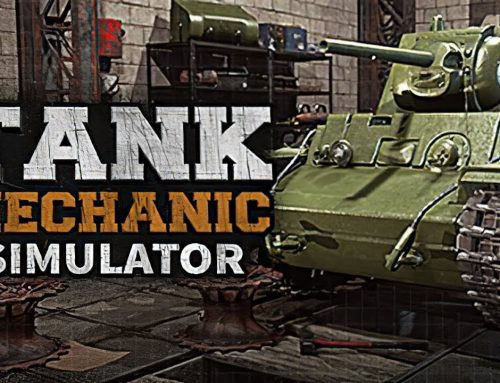Tank Mechanic Simulator Free Download