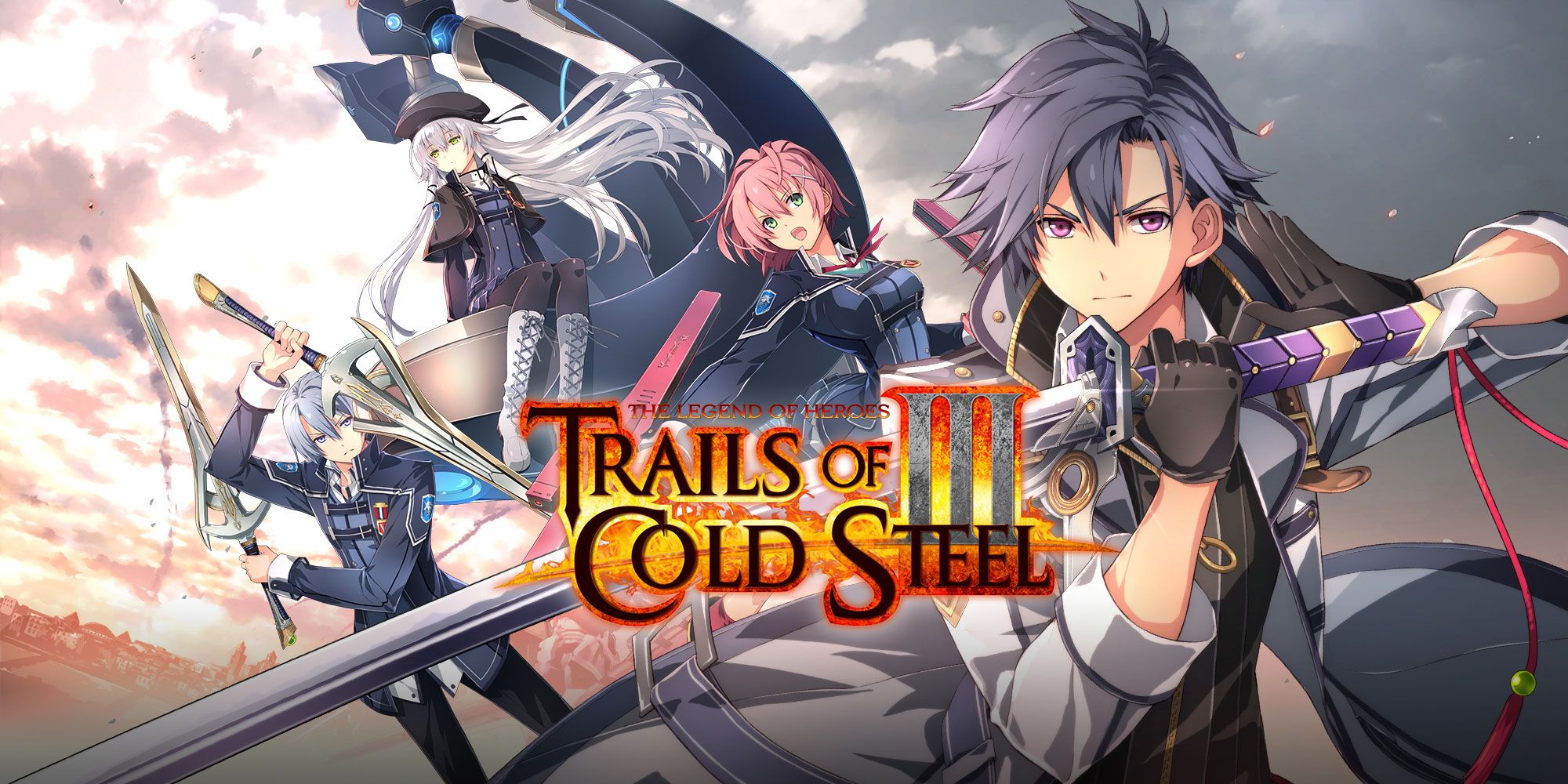 The Legend of Heroes Trails of Cold Steel III Free Download