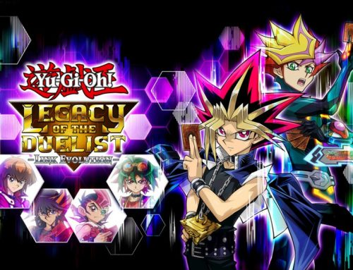 Yu-Gi-Oh! Legacy of the Duelist : Link Evolution Free Download