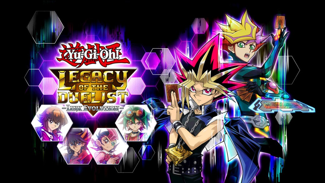 Yu-Gi-Oh! Legacy of the Duelist Link Evolution Free Download