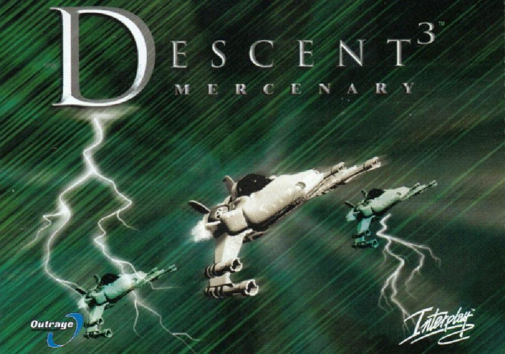 Descent 3 + Mercenary Free Download