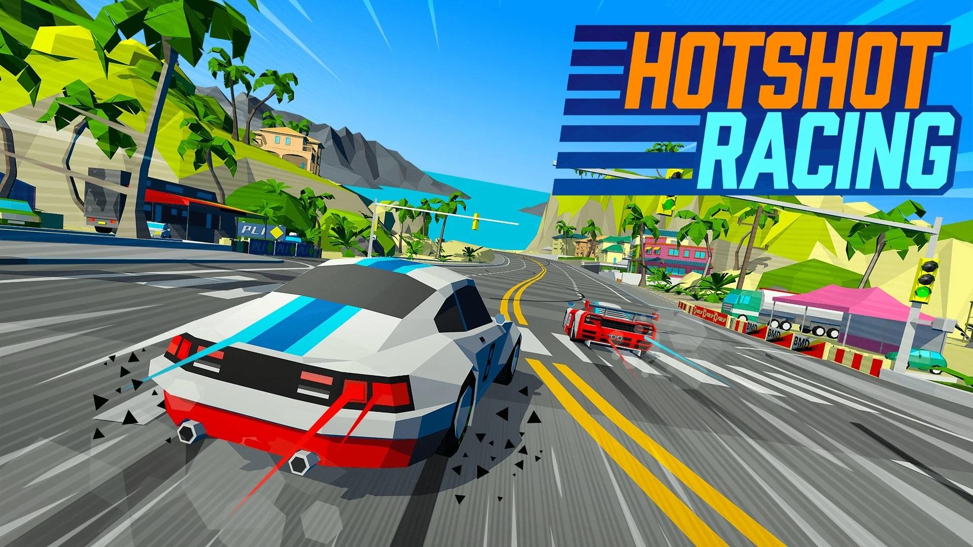 Hotshot Racing Free Download