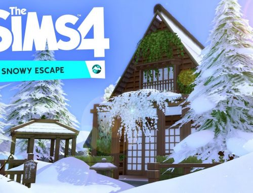The Sims 4: Snowy Escape Free Download