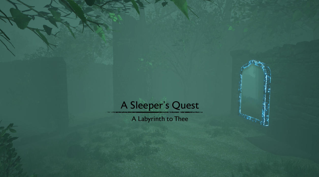 A Sleeper's Quest A Labyrinth to Thee Free Download