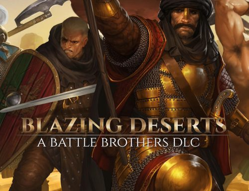 Battle Brothers – Blazing Deserts Free Download