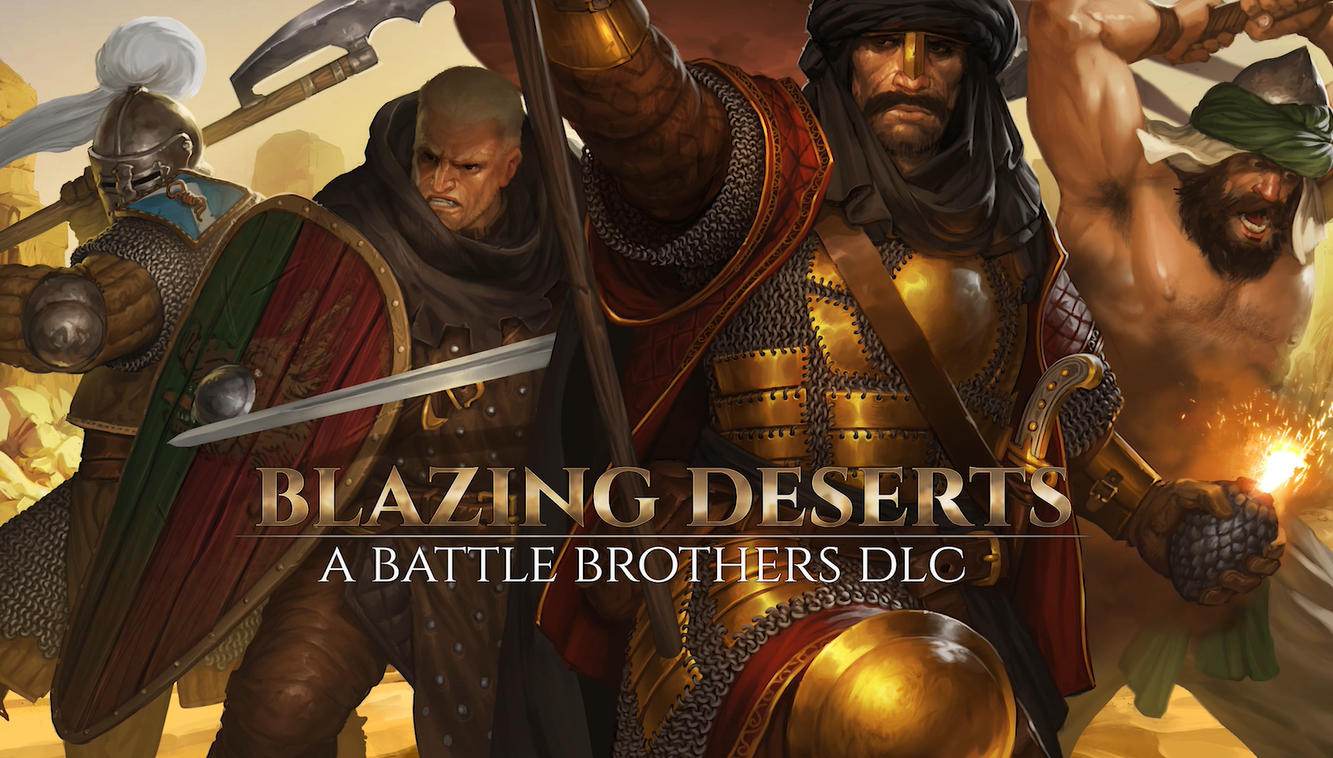 Battle Brothers - Blazing Deserts Free Download
