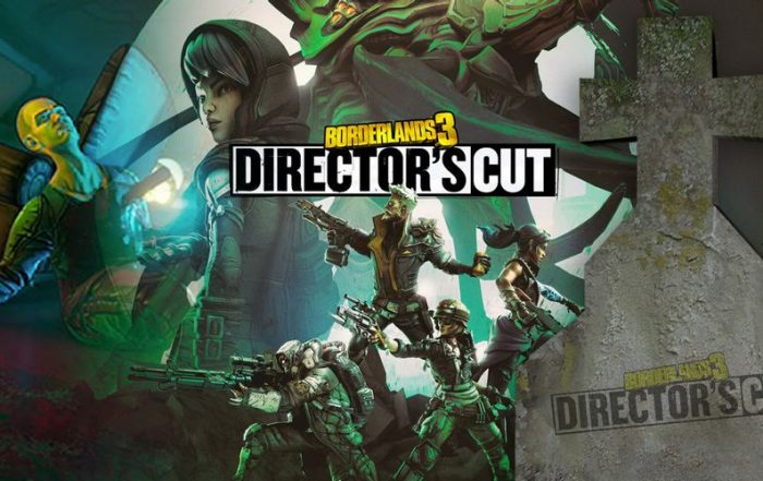 Borderlands 3 Director's Cut Free Download