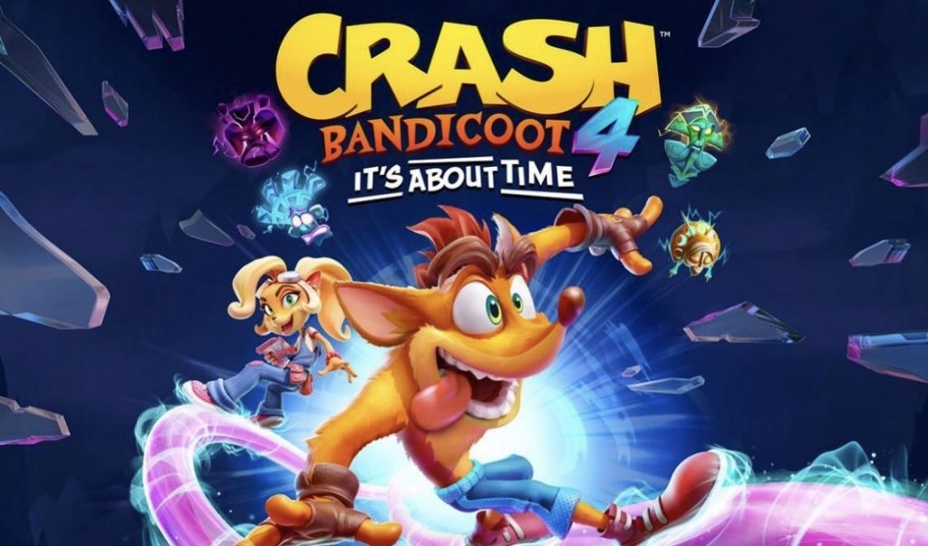 Crash Bandicoot 4 It's About Time Free Download