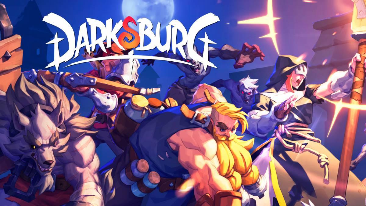 Darksburg The Mastery Free Download