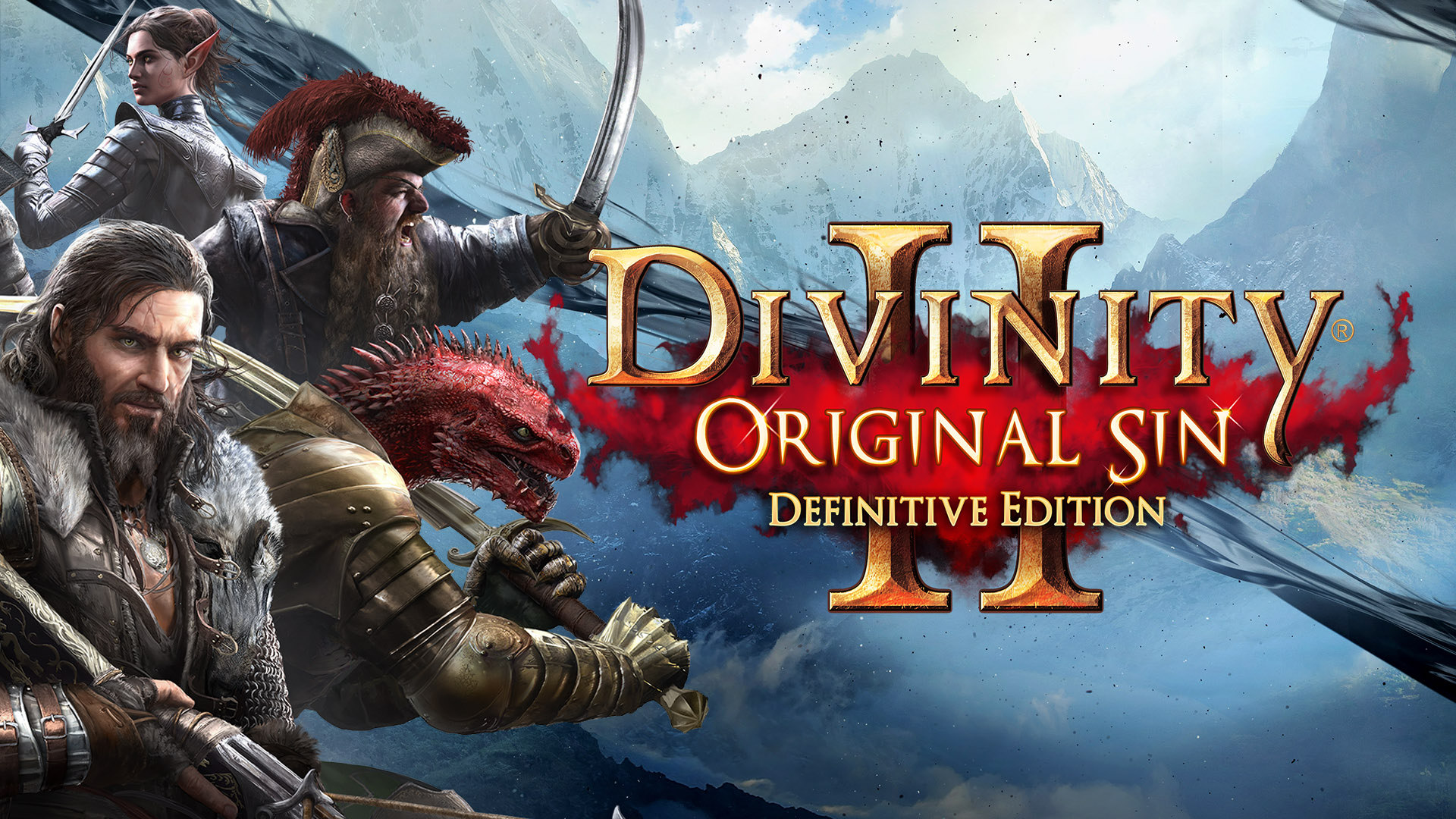 Divinity Original Sin 2 - Definitive Edition Free Download