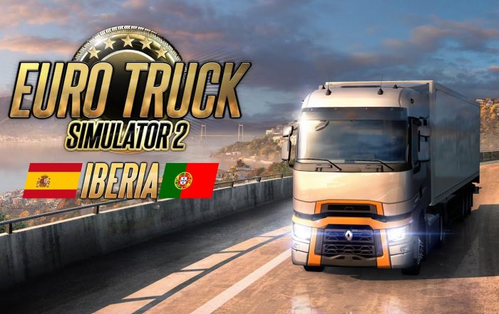 Euro Truck Simulator 2 Iberia Free Download
