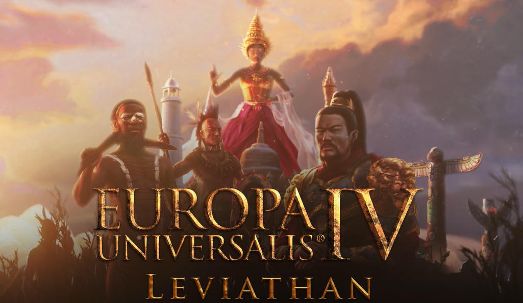 Europa Universalis IV Leviathan Free Download