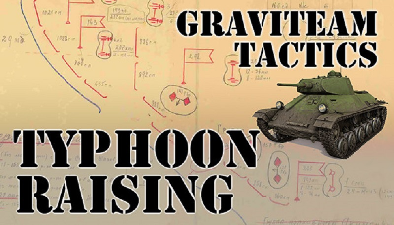 Graviteam Tactics Typhoon Rising Free Download