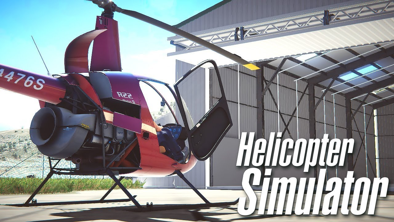 Helicopter Simulator 2020 Free Download