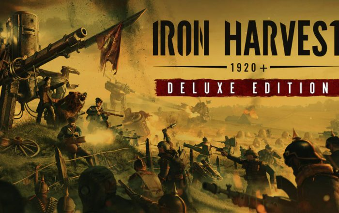 Iron Harvest Deluxe Edition Free Download