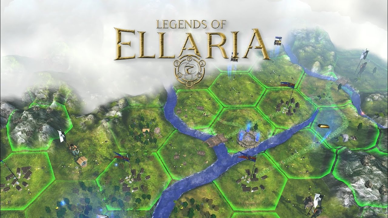 Legends of Ellaria Free Download