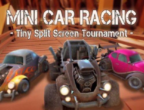 Mini Car Racing – Tiny Split Screen Tournament Free Download