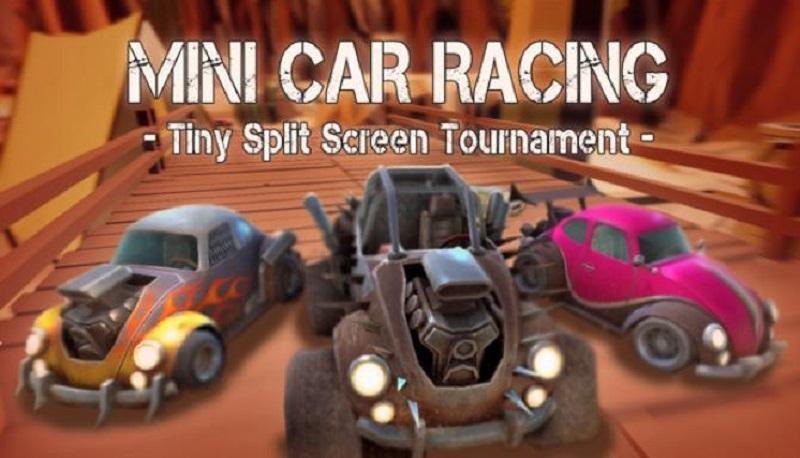 Mini Car Racing - Tiny Split Screen Tournament Free Download