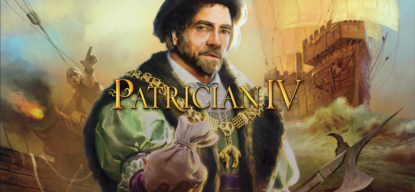 Patrician IV Gold Edition Free Download