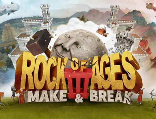 Rock of Ages 3: Make & Break 'Hot Potato' Free Download