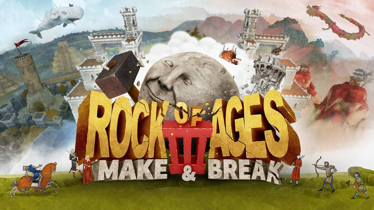 Rock of Ages 3 Make & Break 'Hot Potato' Free Download