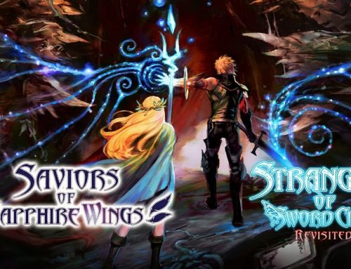 Saviors of Sapphire Wings / Stranger of Sword City Revisited Free Download