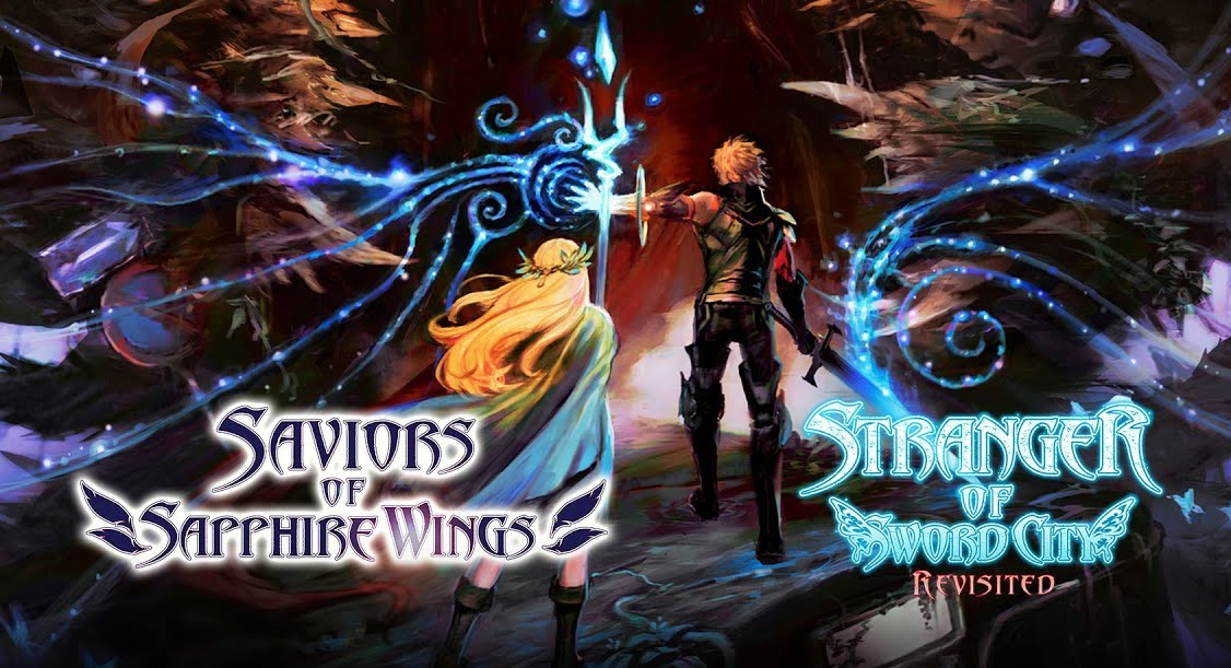 Saviors of Sapphire Wings Stranger of Sword City Revisited Free Download
